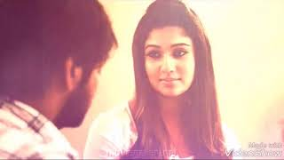 Unnale mei maranthu nindrene song from raja rani| nayanthara love song|jai| what's app video| fans