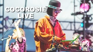 CocoRosie Performs Live at Day For Night Fest | Houston, TX | BLACK SHEEP TV