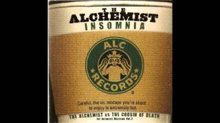 The Alchemist ft Mobb Deep - Carved In Stone