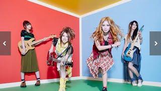 CherryHearts 人気急上昇中のガールズロックバンドが今冬デビュー!