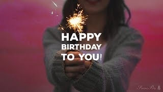 Happy Birthday to you Karaoke with Lyrics | Free Instrumental Download