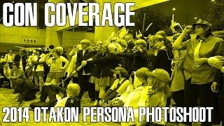 2014 Otakon Persona Photoshoot