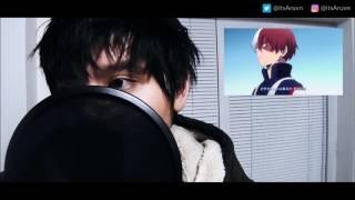 "Boku no Hero Academia OP 2 - Peace Sign Cover 僕のヒーローアカデ ミア ""ピースサイン""  歌ってみた"