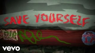 My Darkest Days - Save Yourself (Lyric Video)