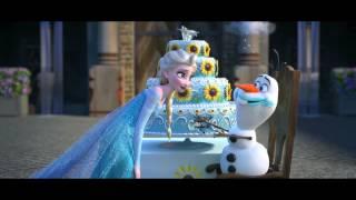 Disney España | Cenicienta | Cortometraje Frozen Fever