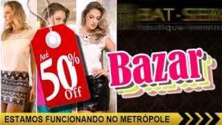 BAT.SEBA - Bazar até 50% Off