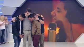 Felipe Araújo realiza sonho de cantar ao lado do irmão Cristiano Araújo