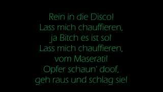 Big B - Lass mich chauffieren Lyrics