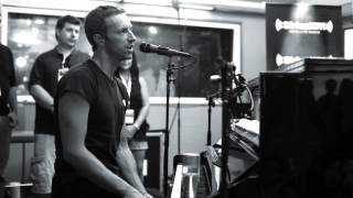 Chris Martin of Coldplay: Advice from Bruce Springsteen // Alt Nation // SiriusXM