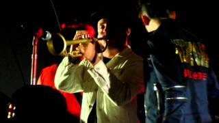 Outernational (Trumpet Solo)  @ The Sound Strike Arizona Benefit Show