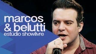 """""""I love you"""" - Marcos & Belutti no Estúdio Showlivre 2014"""