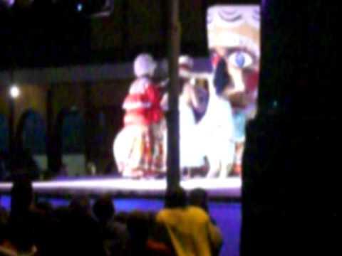 Fiestas patronales de Diriamba Nicaragua