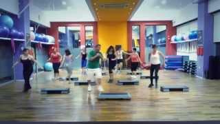 ARASH feat. Sean Paul - She Makes Me Go - Step Choreography - 31/05/2013.