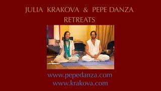 RETREATS & WORKSHOPS BY JULIA KRAKOVA & PEPE DANZA