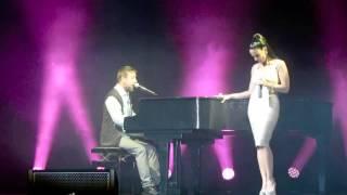 """MARCO MASINI feat. PAOLA IEZZI: """"Vamos a bailar"""" live @ Milano"""