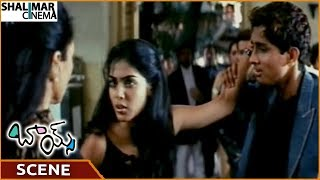 Boys Movie || Siddharth & Genelia Best Climax Emotional Scene || Siddharth,Genelia || Shalimarcinema