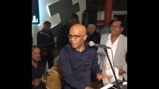 Ramón Orlando,  Intro del Merengue CAÑA BRAVA