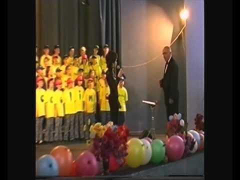 Raspevano Prolece 2003 - Nerma Licina - Moj tata kontrolor leta