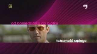 TVN 7 -- Nowy serial -- Tożsamość szpiega, od poniedziałku do piątku o 19:00