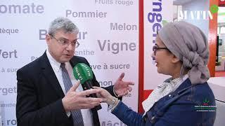 Matin TV en direct du SIAM : Sygenta dévoile ses actualités pendant le SIAM