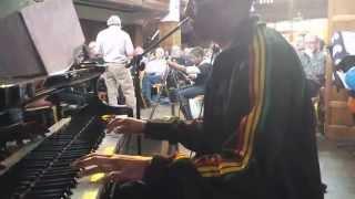 Freddy Macha Live Piano for Harry Fairley Poetry Recital