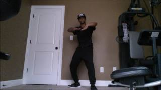 """Knuckles Da Ace Dancing to """"Martin Garrix & Bebe Rexha - In The Name Of Love"""""""