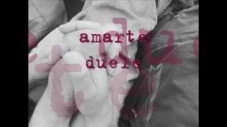 Amarte Duele (versión lenta) - Natalia Lafourcade