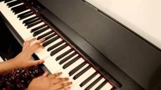 Alicia Keys - Diary (Intro Piano Cover)