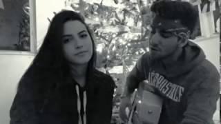 Te vi venir - Zhamira ft Kevin Yadiel (Cover) 💙| Sin Bandera