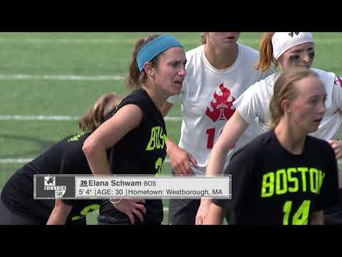 Video Thumbnail: 2017 Pro Championships, Women's Final: Seattle Riot vs. Boston Brute Squad