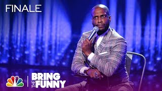 Comic Ali Siddiq Jokes About Dating - Bring The Funny (Finale)
