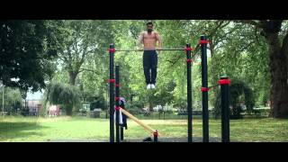 PARK DISTRICT PRESENTS - CALISTHENICS MOVEMENT