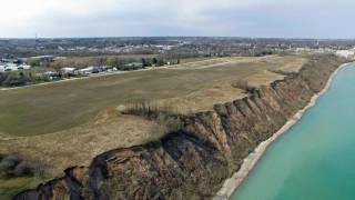 Live at the lake! Sky view of future Prairie's Edge