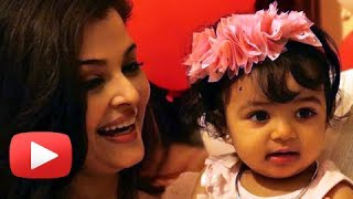Aaradhya Bachchan Sings Happy Birthday Song For Aishwarya Rai On Her 40th Birthday