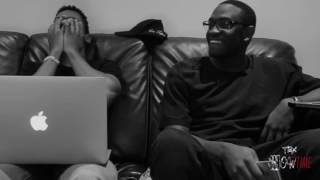 TRX MUSIC || Gilson Gillette & L.F.S (Em Estúdio) [HD] [Mose Place Tv]