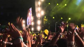 Chris Martin speaking portuguese (Yellow - Live Sao Paulo )
