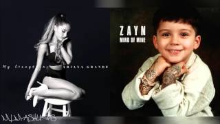 Ariana Grande ft. Zedd vs. ZAYN - PILLOWFREE (Mashup)