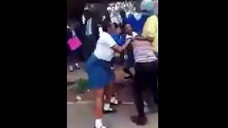 Mzansi School Girls fight compilation