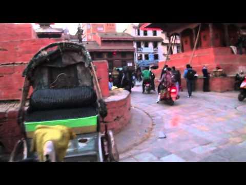 Crazy Kathmandu: Durbar Square