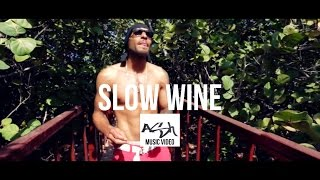 Ash L feat. Mr. Riley - Slow Wine. OFFICIAL MUSIC VIDEO