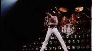 QUEEN - Jailhouse Rock   (Montreal, 1982)
