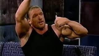 Conan O'Brien 'Triple H 8/17/00