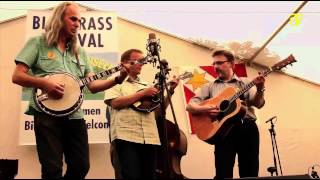 """Sacred Sound Of Grass"" - Bluegrass Festival Thun 2012 - The old spinning wheel"