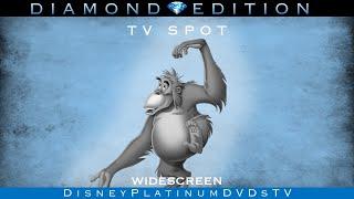 The Jungle Book [Widescreen] (Diamond Edition) TV Spot