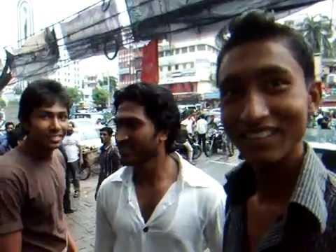 アキーラさん国際交流!バングラデッシュ・ダッカの若者!Dahka,Bangladesh
