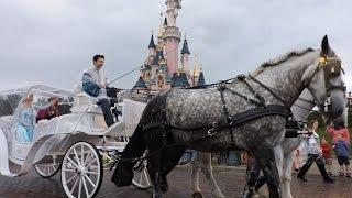 Elsa y Anna - Frozen Disneyland PARIS