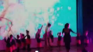 MI CHIQUITA BAILANDO BALLET MOSAICO