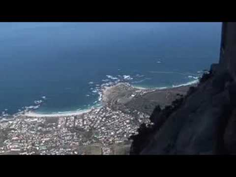 Table Mountain, Cape Town South Africa, Cableway – Cable Car