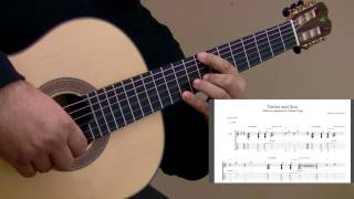 Father & Son (Cat Stevens) Guitar Arrangement