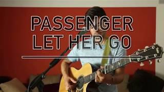 Passenger - Let her go (live cover)